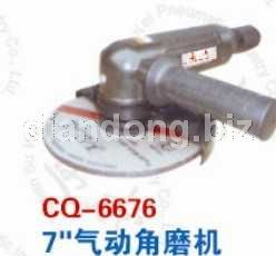 台湾速威CQ-6676 气动角磨机,气动打磨机,耐威抛光机,研磨