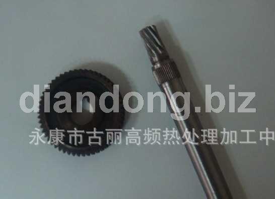 供应5016电链锯齿轮和转子轴