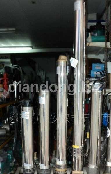 供应深井水泵 多级泵。R95-BF-06(0.75KW)