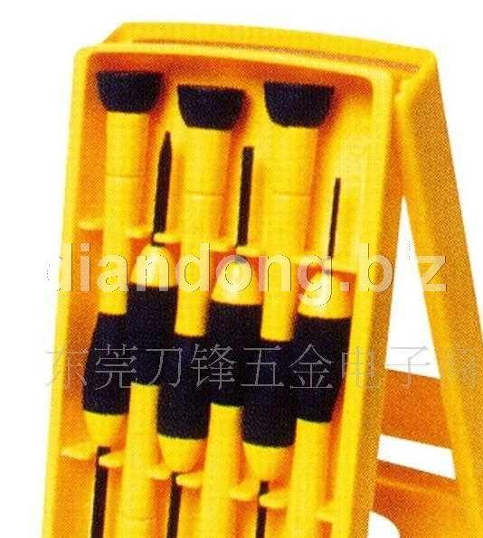 66-052-23 史丹利 6件套精密钟表螺丝刀 套装螺丝刀