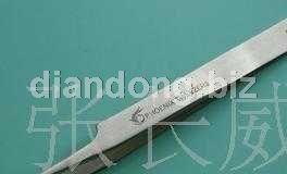 ST-17不锈钢超硬防酸超精细 镊子